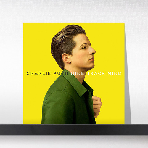 Charlie Puth(찰리 푸스)  ‎– Nine Track Mind