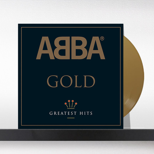 Abba (아바) - Gold: Greatest Hits [골드 컬러 2 LP]