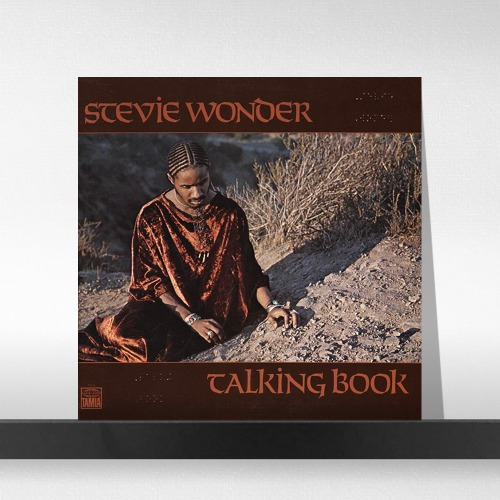Stevie Wonder - Talking Book (Ltd. Ed)(Vinyl LP)