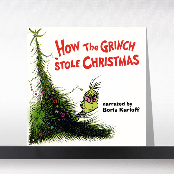 How The Grinch Stole Christmas O.S.T - How The Grinch Stole Christmas[LP]