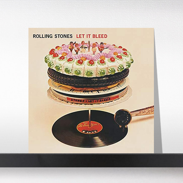 The Rolling Stones(롤링 스톤) - Let It Bleed[LP]