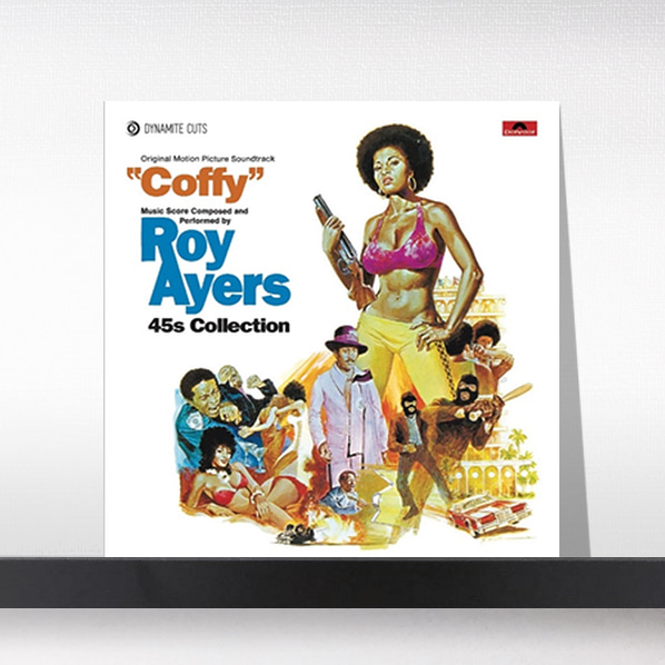 Roy Ayers - Coffy (Original Motion Picture Soundtrack)[LP]