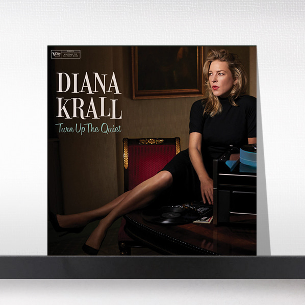Diana Krall  ‎– Turn Up The Quiet[2LP]
