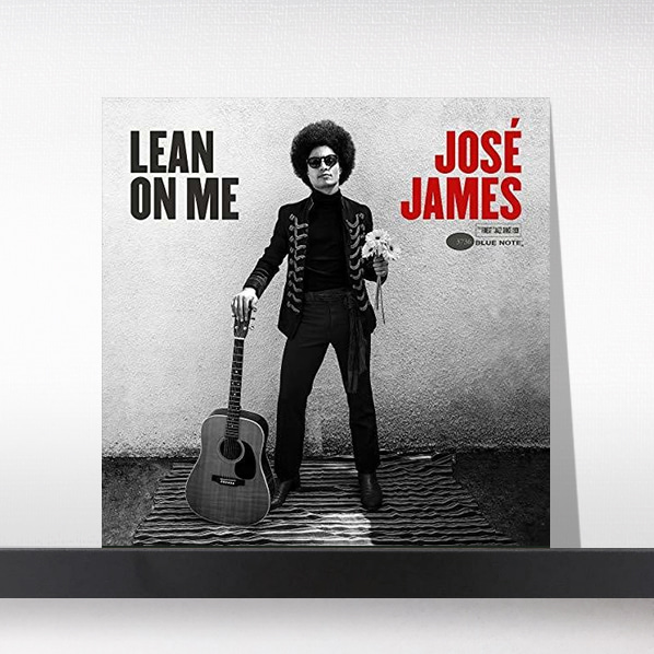 José James  ‎– Lean On Me[2LP]