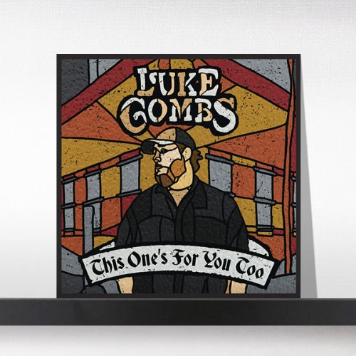 Luke Combs(루크 콤즈) - This One's For You Too[2LP]