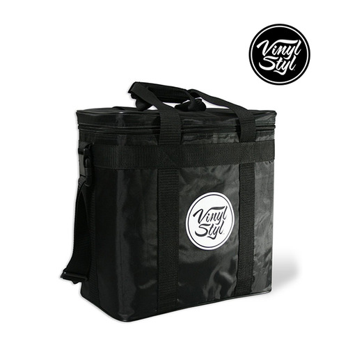 LP/턴테이블 케이스 (Padded Carrying Case for Records and Turntables)