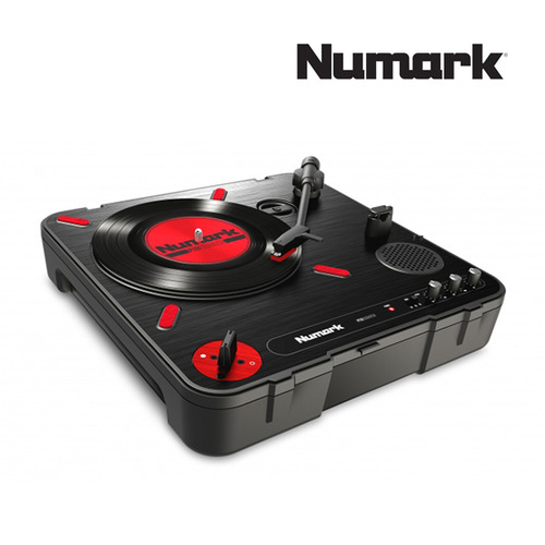 Numark PT01 Scratch DJ TurnTable