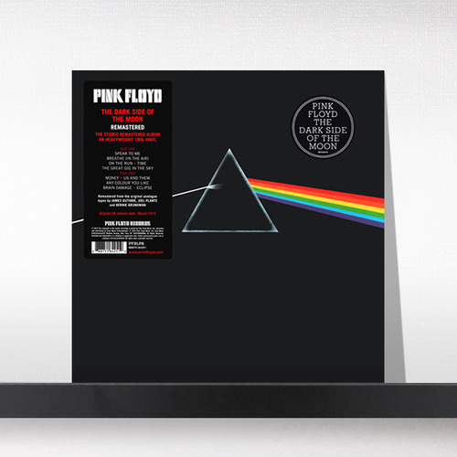Pink Floyd(핑크 플로이드)  ‎– The Dark Side Of The Moon