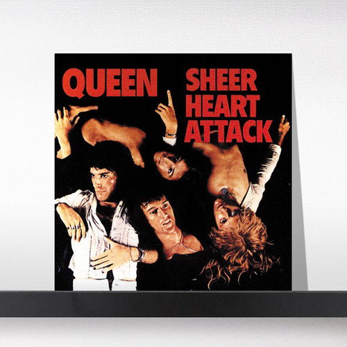 Queen(퀸)  ‎– Sheer Heart Attack