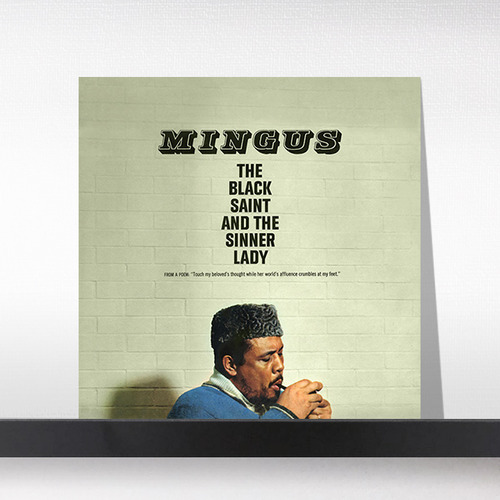 Mingus(찰스 밍거스) ‎– The Black Saint And The Sinner Lady