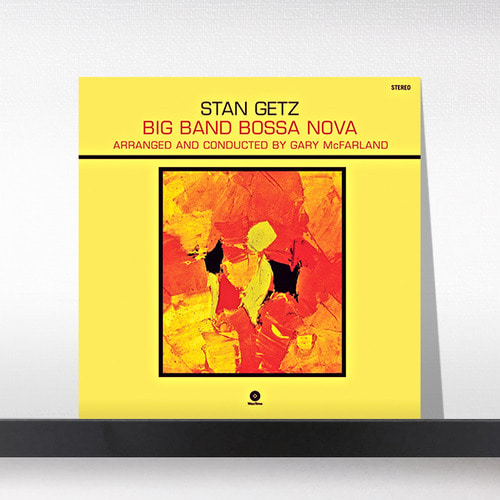 Stan Getz(스탄 게츠)  ‎– Big Band Bossa Nova