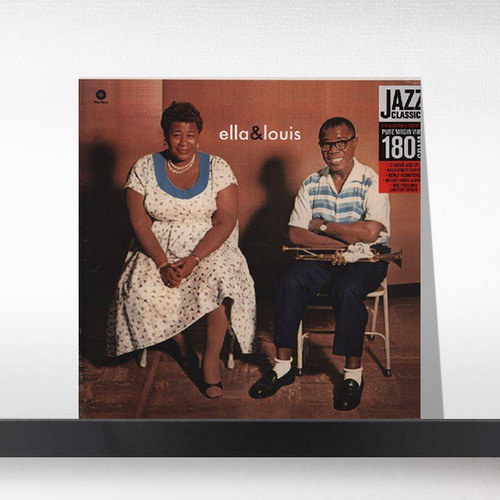 Ella & Louis(엘라 & 루이스) - Ella & Louis (Remastered)(Collector's Edition)(180G)(LP)
