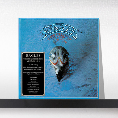 Eagles(이글스)  ‎– Their Greatest Hits Volumes 1 & 2
