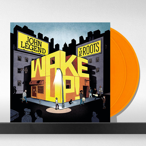 John Legend and  The Roots  ‎– Wake Up! 2LP