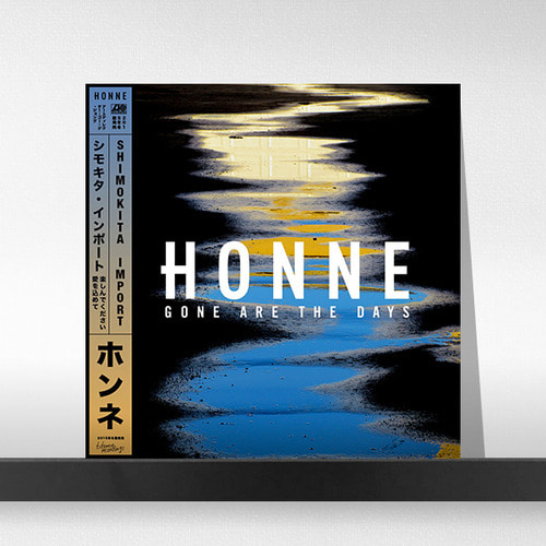Honne(혼네)  ‎– Gone Are The Days