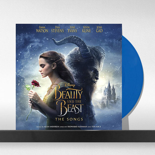O.S.T  ‎– Beauty And The Beast Soundtrack(미녀와 야수 사운드트랙)(Limited Edition)