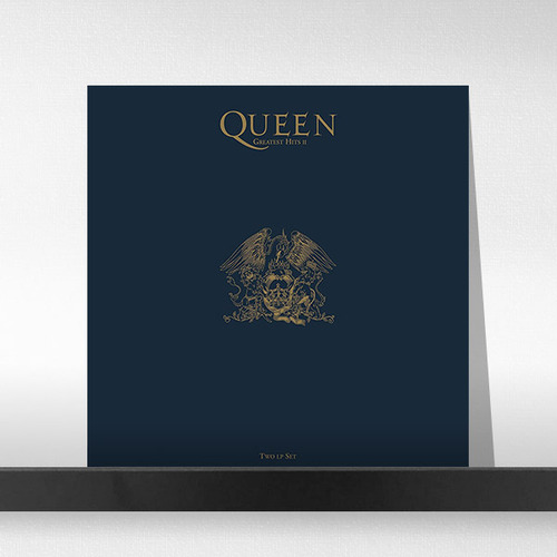 Queen(퀸)  ‎– Greatest Hits II 2LP