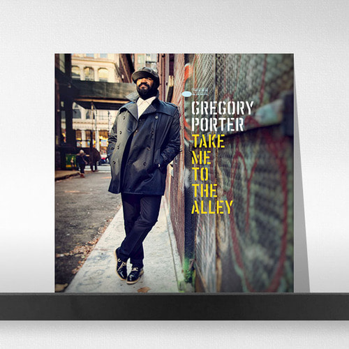 Gregory Porter(그래고리 포터)  ‎– Take Me To The Alley 2LP