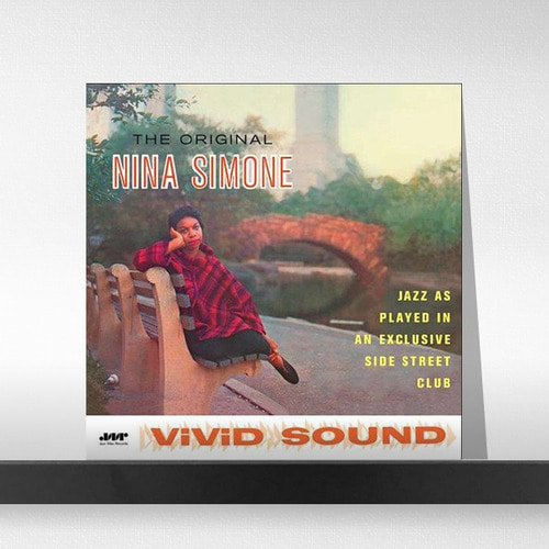 Nina Simone  ‎– Little Girl Blue (180g 오디오파일 LP)