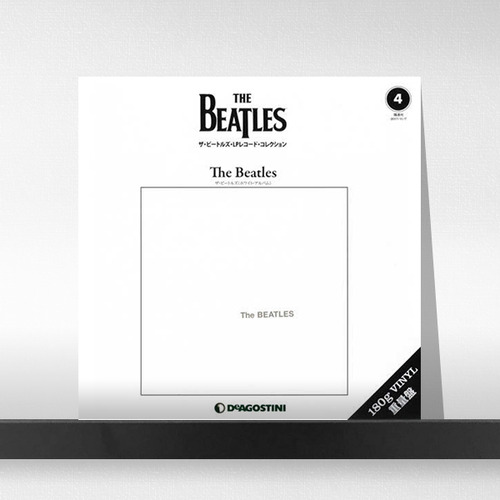 [Beatles Collection 4] The Beatles  ‎– The Beatles 2LP + 북클릿(Jap Ver.)