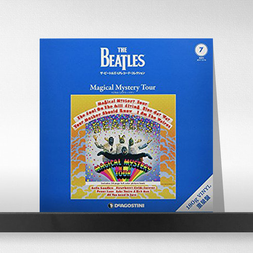 [Beatles Collection 7] The Beatles  ‎– Magical Mystery Tour LP + 북클릿(Jap Ver.)