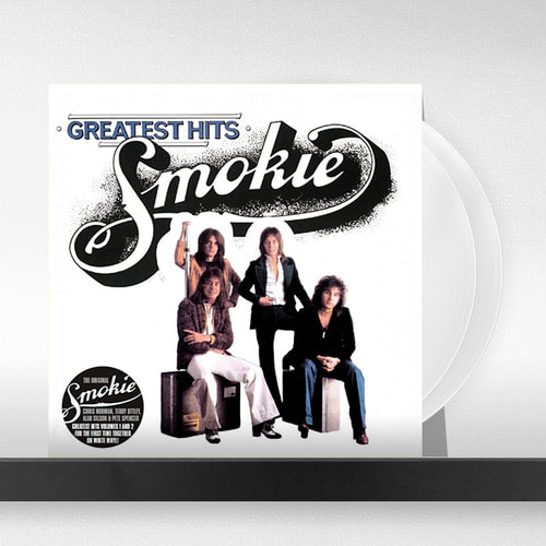 Smokie  ‎– Greatest Hits Vol.1 & Vol.2 2LP