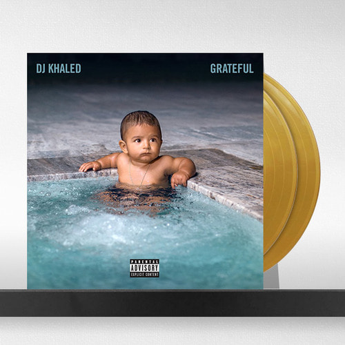 DJ Khaled - Grateful 2LP