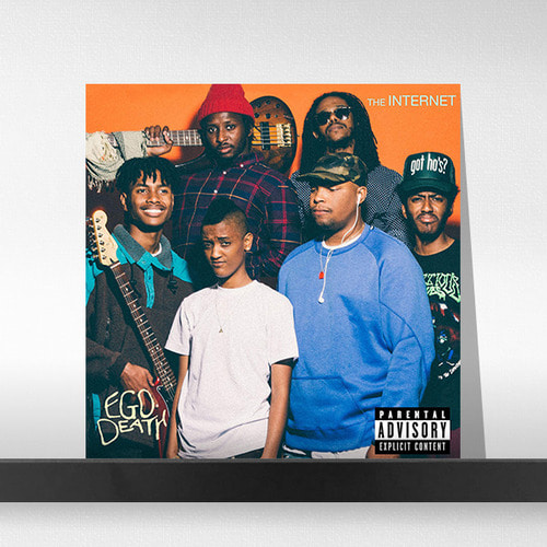 The Internet - Ego Death 2LP