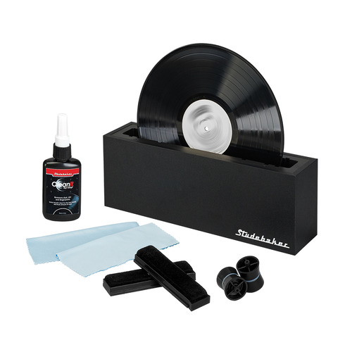 Studebaker SB450 Vinyl Record Cleaning Kit