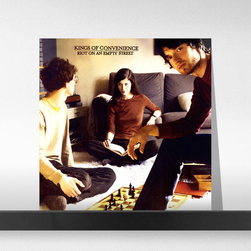 Kings Of Convenience ‎– Riot On An Empty Street