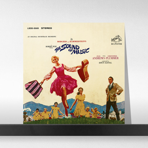 O.S.T. - The Sound Of Music (사운드 오브 뮤직) (Remastered)(180g Vinyl LP)