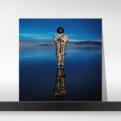 Kamasi Washington ‎– Heaven And Earth (4LP / 더블 게이트폴드 슬리브)