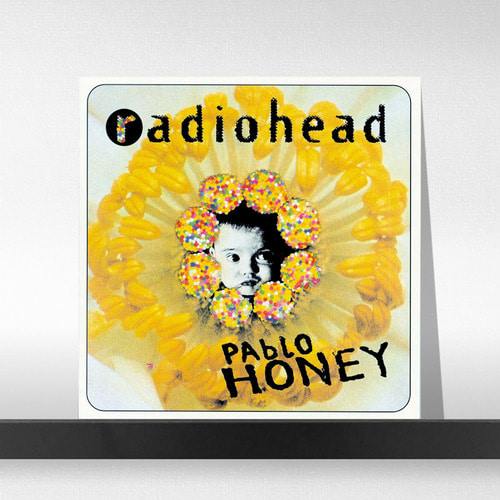Radiohead ‎– Pablo Honey (LP+다운로드바우처)