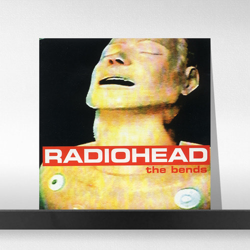 Radiohead ‎– The Bends (LP+다운로드바우처)