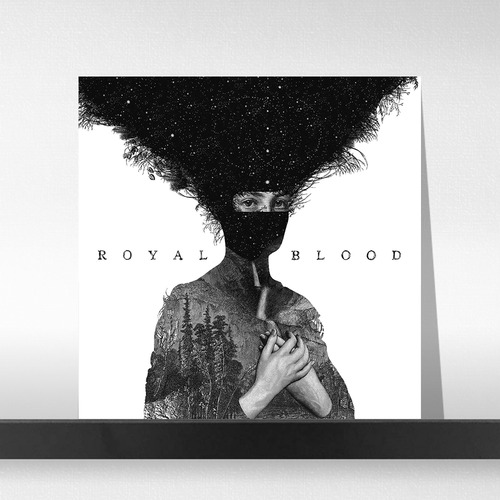 Royal Blood ‎– Royal Blood (LP+Download Card)