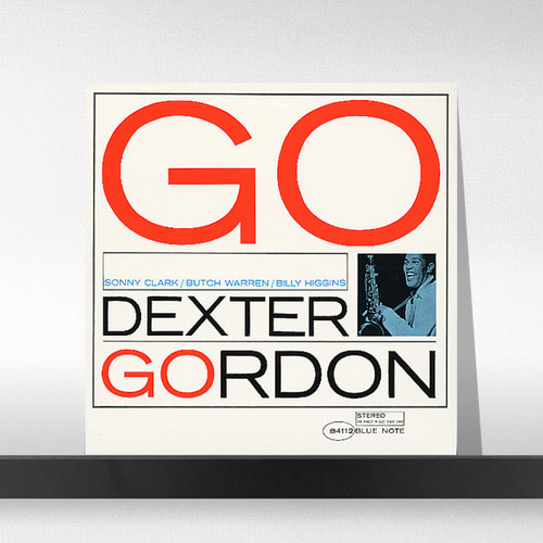 Dexter Gordon - Go (Blue Note Label 75th Anniversary / Limited Edition / Back To Blue) (블루노트 75주년 기념 한정판 LP)