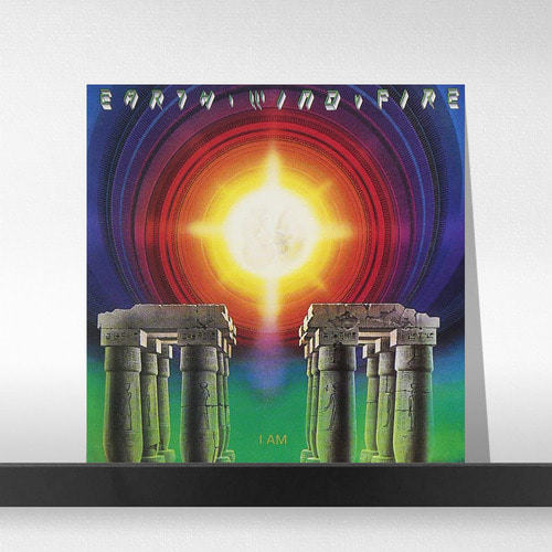 Earth, Wind & Fire ‎– I Am
