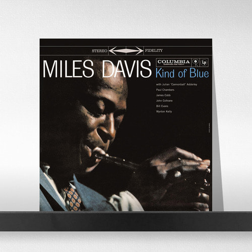 Miles Davis ‎– Kind Of Blue