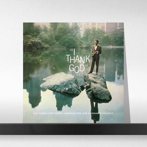 Sam Cooke - I Thank God (Limited Edition)(140g Audiophile Clear Vinyl LP)