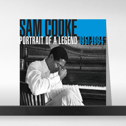 Sam Cooke ‎– Portrait Of A Legend 1951-1964
