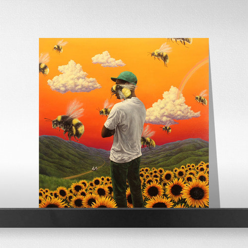 Tyler, The Creator - Flower Boy (Gatefold)(150G)(2LP)
