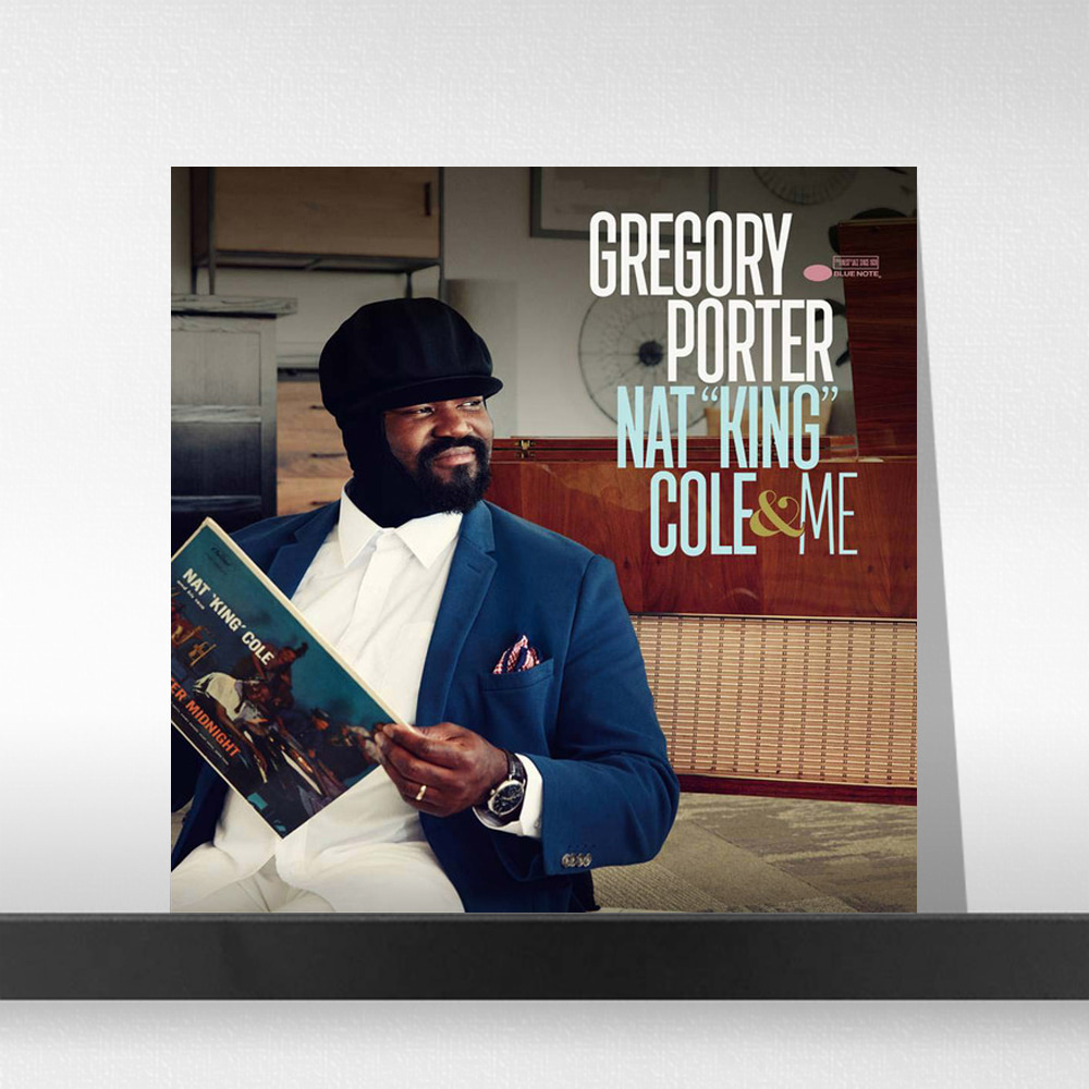 "Gregory Porter  ‎– Nat ""King"" Cole & Me"