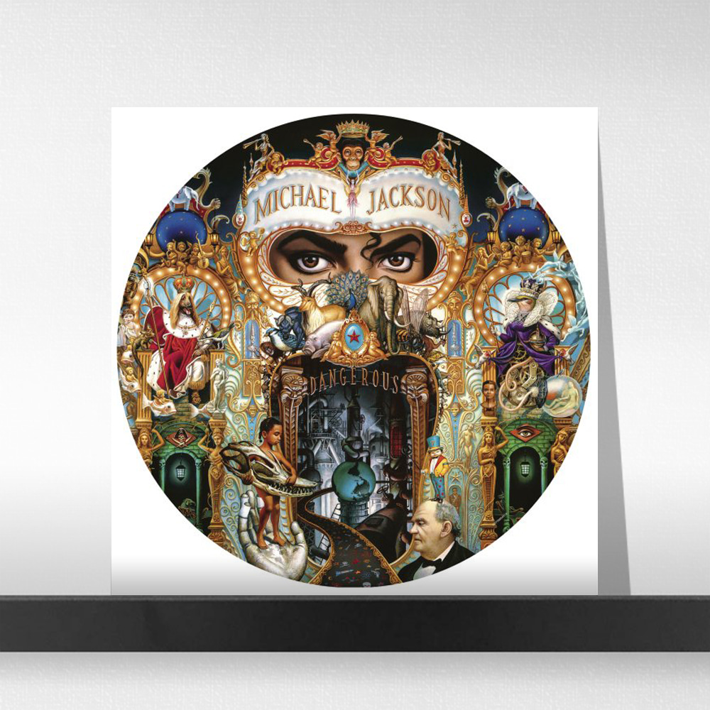 Michael Jackson - Dangerous (Picture Disc)