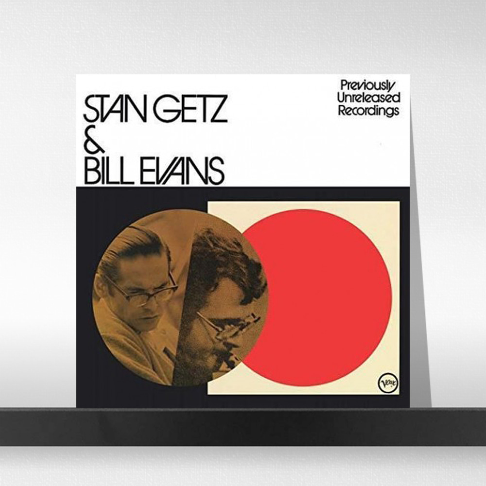 Stan Getz &  Bill Evans  ‎– Previously Unreleased Recordings