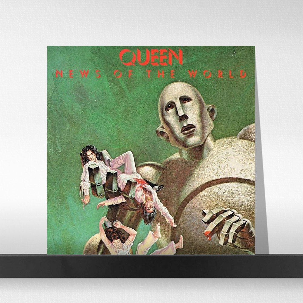 Queen - News Of The World (Back To Black Series)