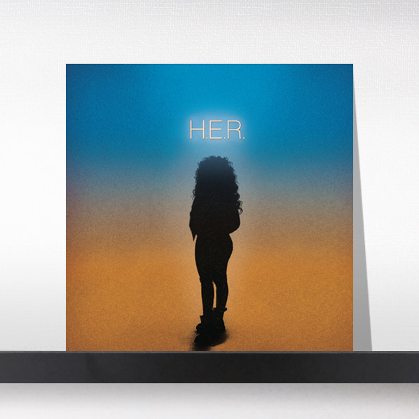 H.E.R.(허) - H.E.R.(Gatefold LP Jacket, Download Insert)