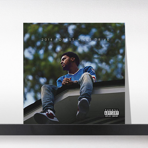 J.Cole - 2014 Forest Hills Drive[2LP]