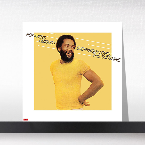 Roy Ayers Ubiquity -  Everybody Loves the Sunshine (40th Anniversary)[LP]