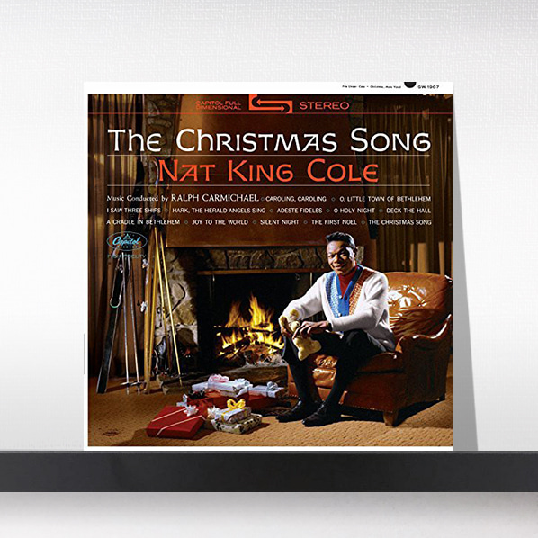 Nat King Cole - Christmas Song[LP]