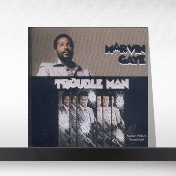 Marvin Gaye - Trouble Man (Motion Picture Soundtrack)[LP]